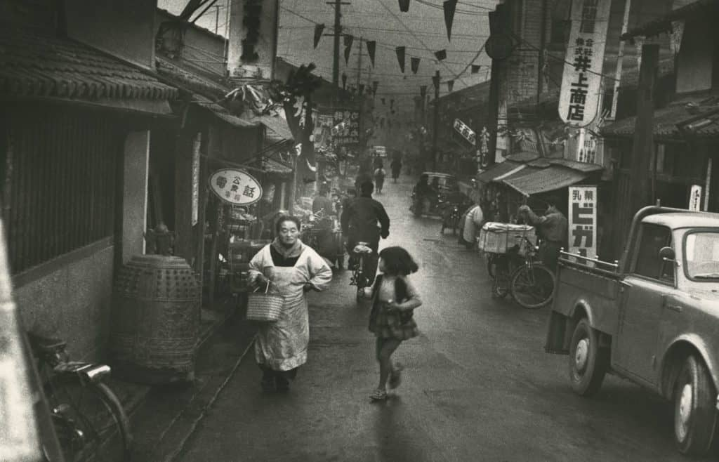 Ed van der Elsken, Kyoto, Just Before New Year, 1960