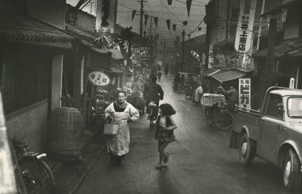 Ed van der Elsken, Kyoto, Just Before New Year, 1960