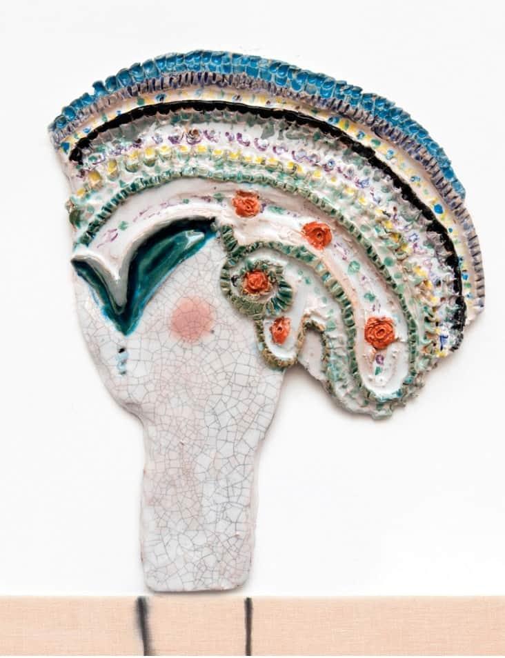 Ceramic by Juan Tessi
