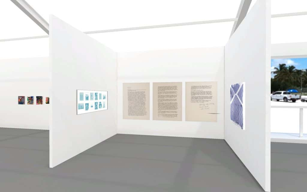 TR Ericsson at Harlan Levey Projects - UNITLED, ART, Online - Artland
