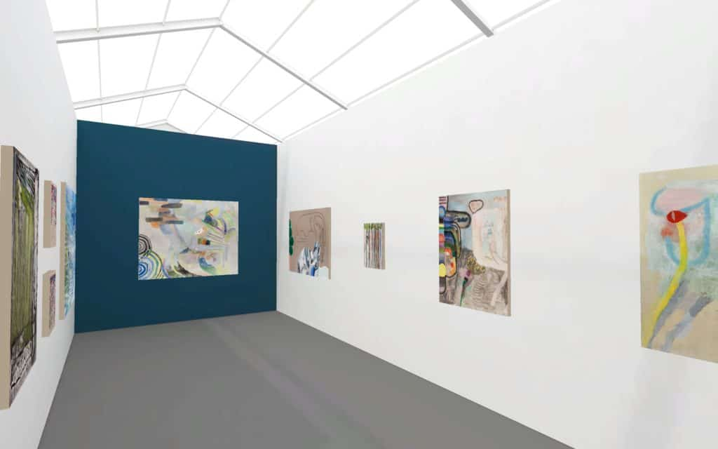 Nora Fisch, Juan Tessi Solo Project - UNTITLED, ART Online - Artland