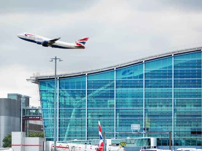 Terminal 5 London Heathrow Airport