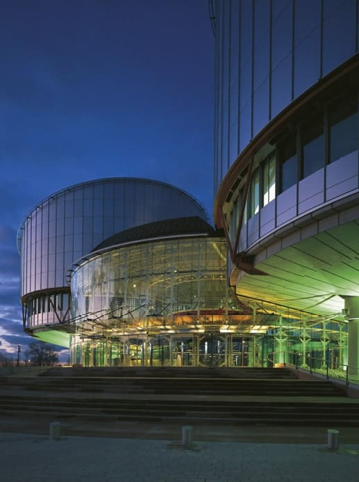 European Court of Human Rights building