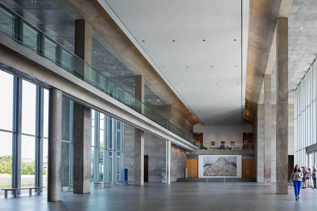texas museum architecture