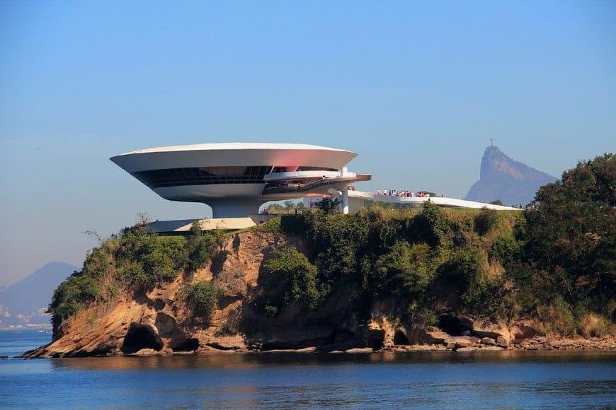 Brazil museum architecture