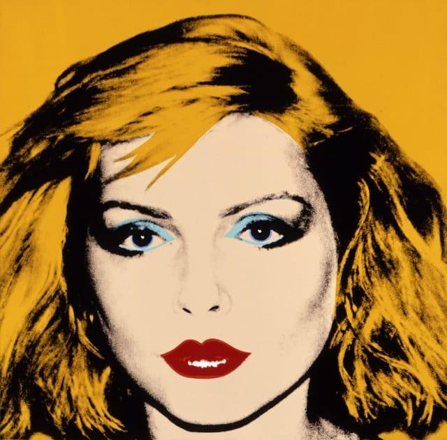 Andy Warhol Portraits: Debbie Harry, 1980