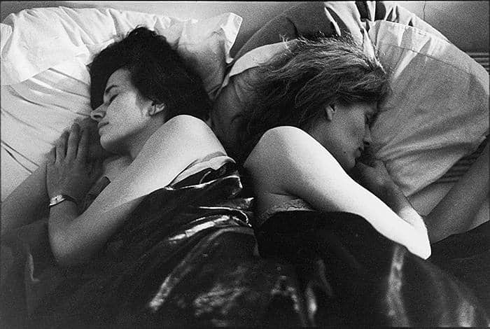 The Sleepers (1980) by Sophie Calle