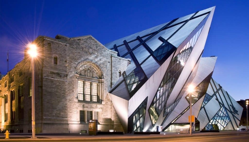 toronto museum architecture