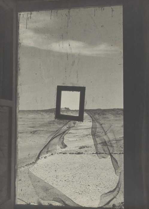 Lee Miller, Portrait of Space, 1937