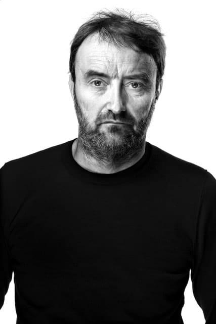 Portrait of Patrick Roger by Michel Labelle