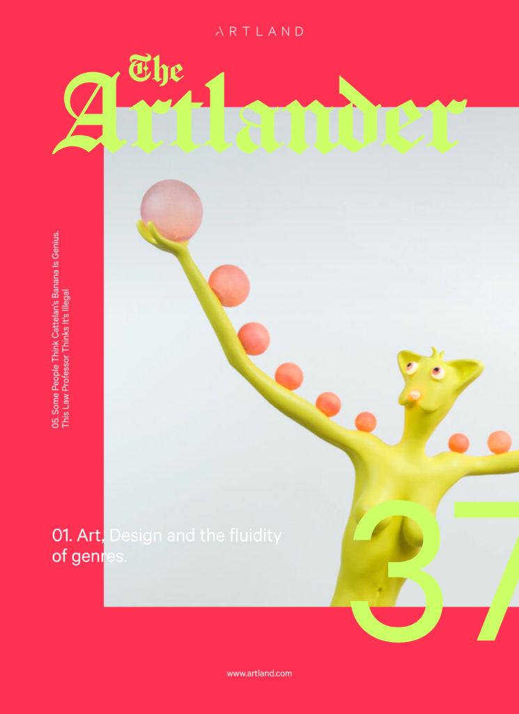 The Artlander Issue 37