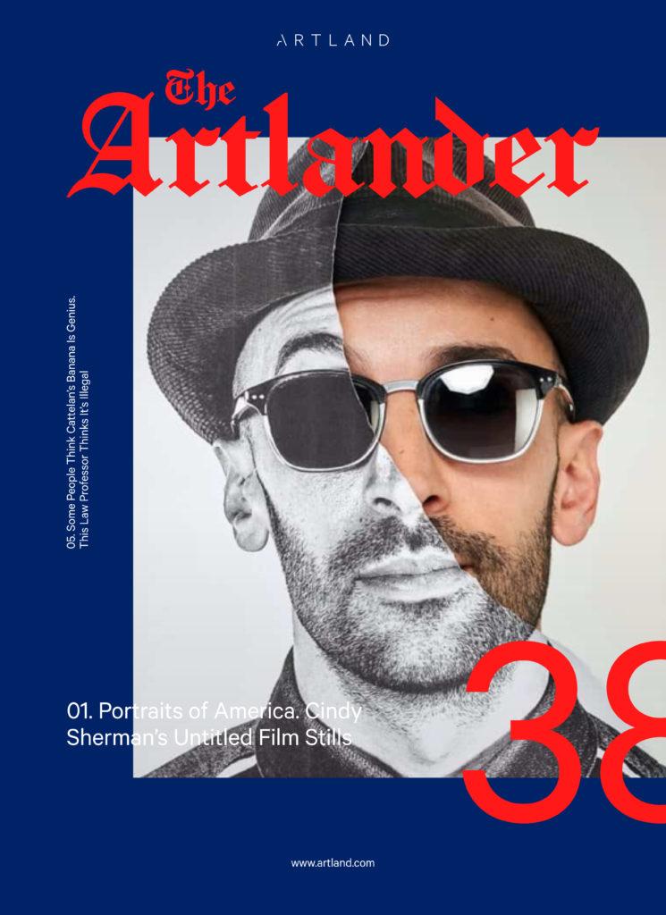 The Artlander Issue 38