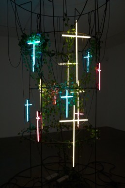 Bianca Bondi, Have you accepted Christ as your personal savior? I considered telling her we hung our gods from trees but thought better of it, 2019