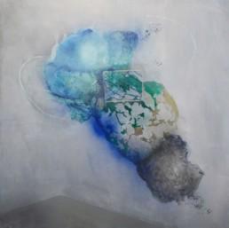 Bonita Helmer, Blueshift I, 2015