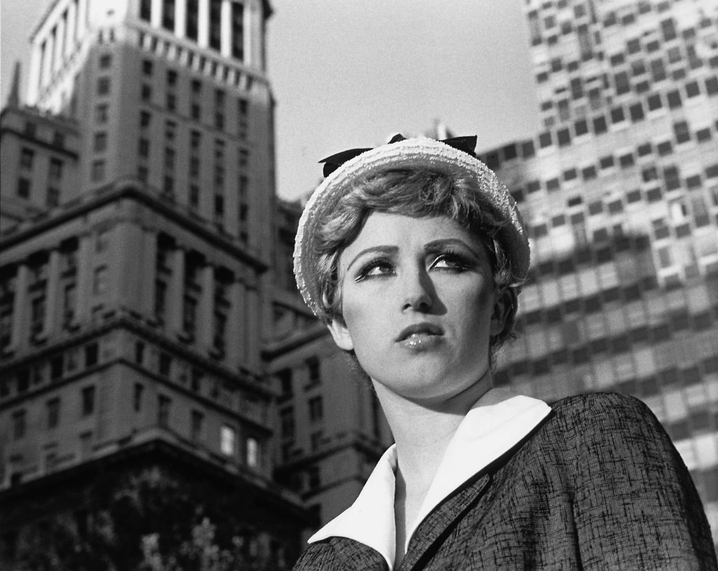 Untitled Film Stills #21 by Cindy Sherman, 1978. Photograph: Cindy Sherman. Courtesy of the artist and Metro Pictures, New York