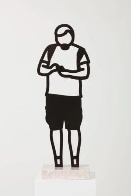 Julian Opie, Cargo Shorts, 2020