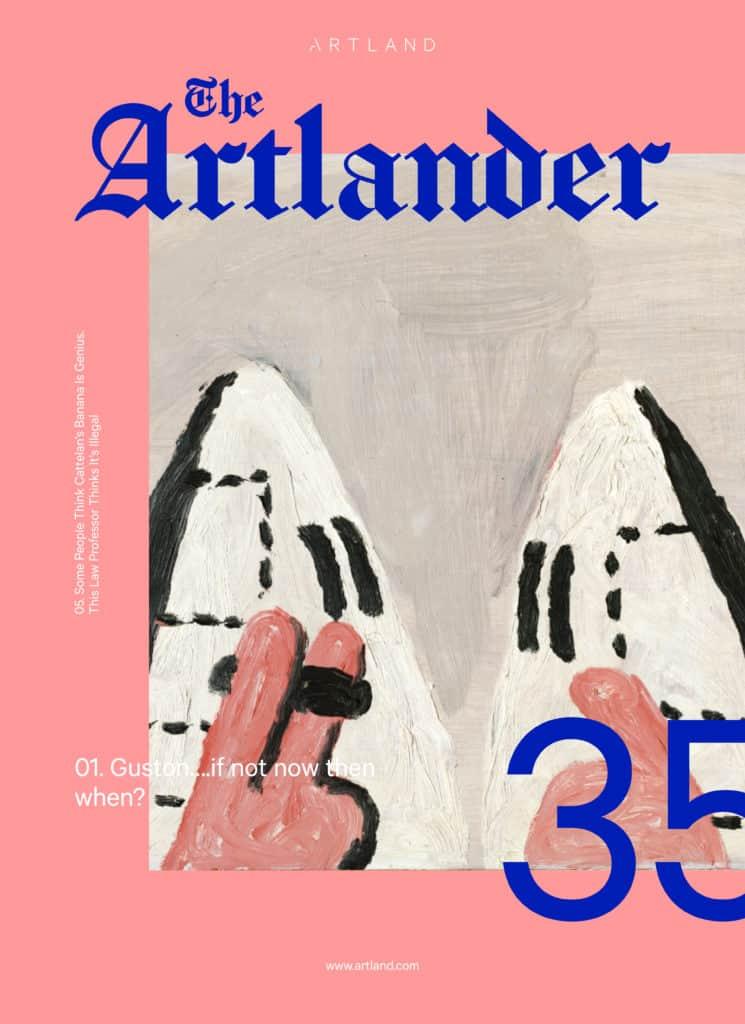 The Artlander Issue 35