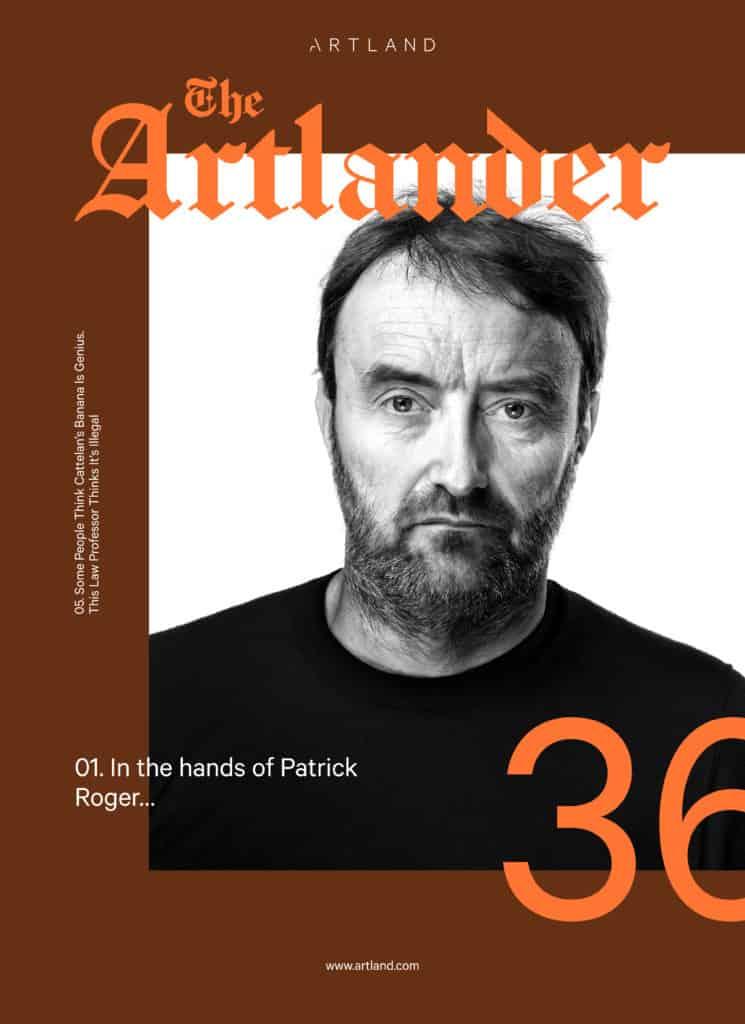 The Artlander Issue 36
