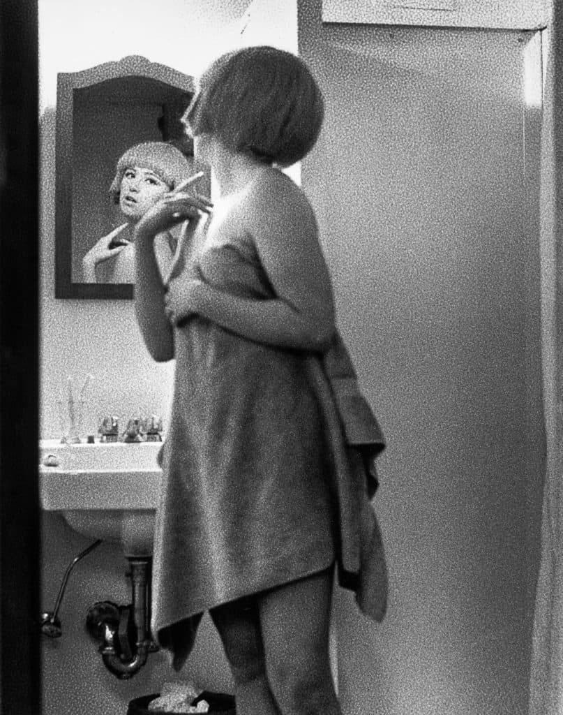Untitled Film Still #2 by Cindy Sherman, 1977. Photograph: Cindy Sherman. Courtesy of the artist and Metro Pictures, New York