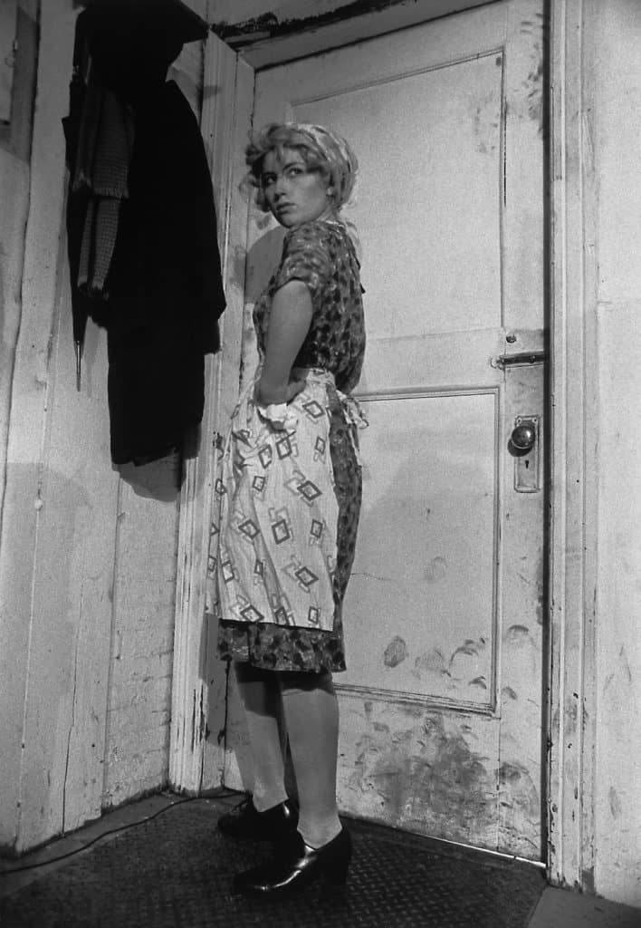 Untitled Film Still #35 by Cindy Sherman, 1979. Photograph: Cindy Sherman. Courtesy of the artist and Metro Pictures, New York