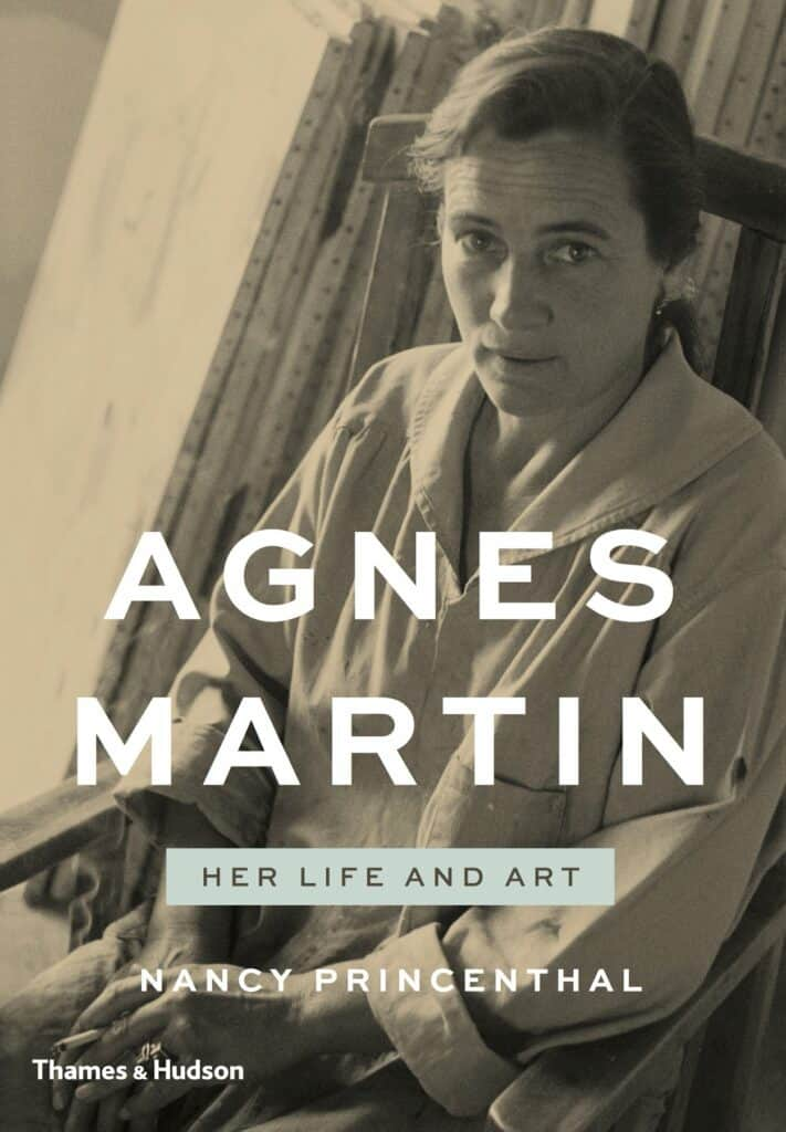 Agnes Martin: Her Life and Art cover.
