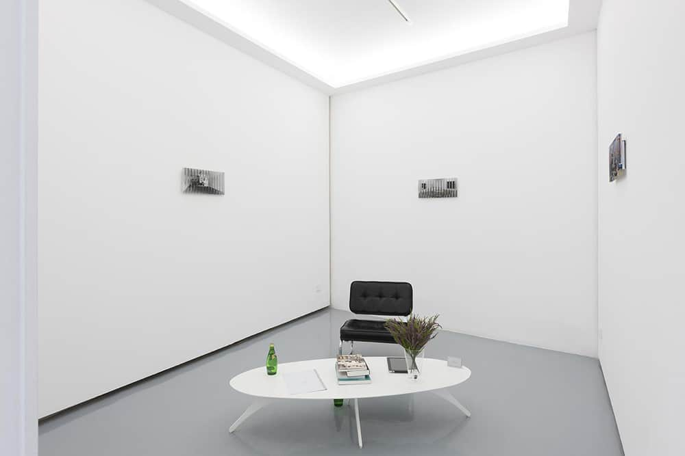Boothworks, (Still), 2017, Cristina Garrido, Video HD, single channel, black and white, sound. © Cristina Garrido, Image courtesy The Goma, Madrid