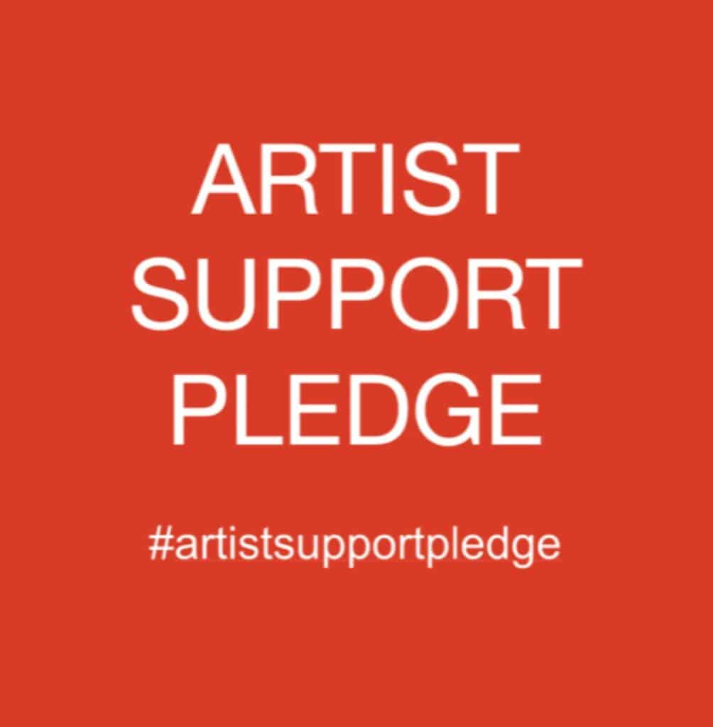 A culture and economy in support of artists established by artist Matthew Burrows in 2020.