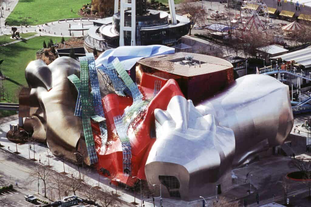 The Museum of Pop Culture, Seattle, Washington