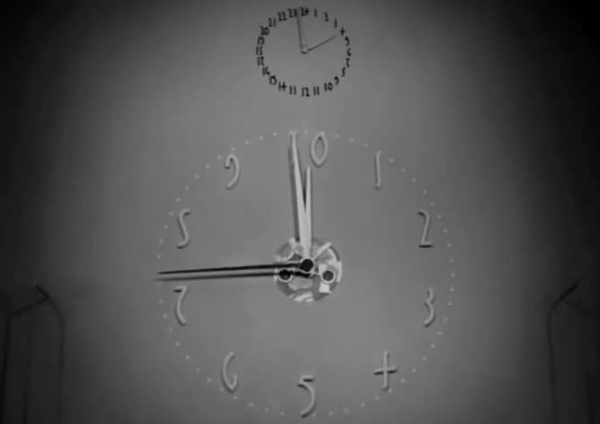 Clocks Metropolis