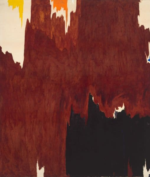 Clyfford Still, 1957-G was part of BMA's deaccessioning plan