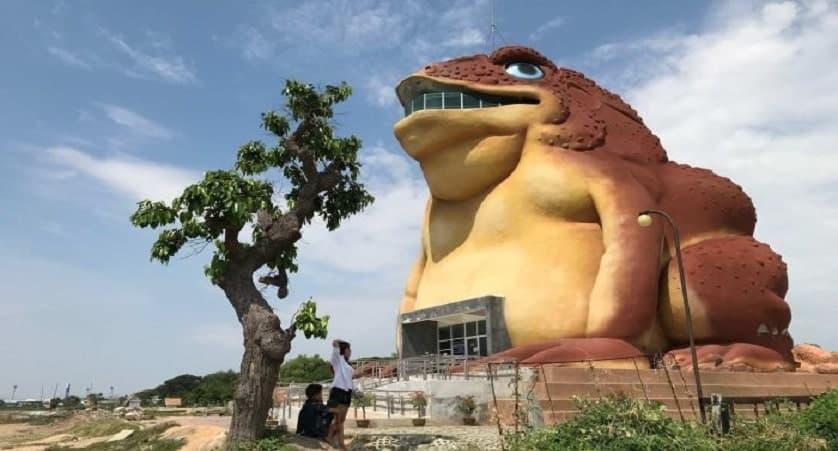 novelty architecture thailand