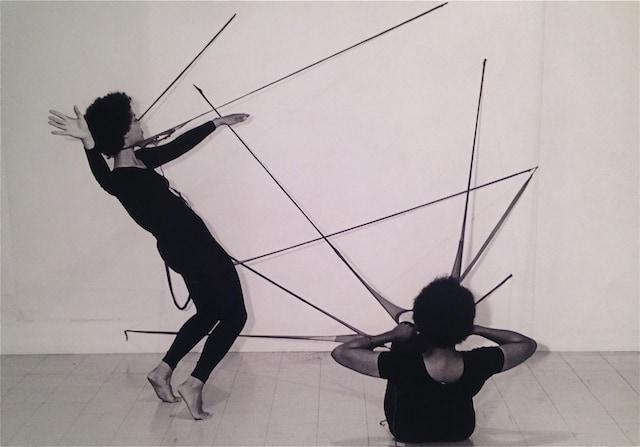 Senga Nengudi and Maren Hassinger