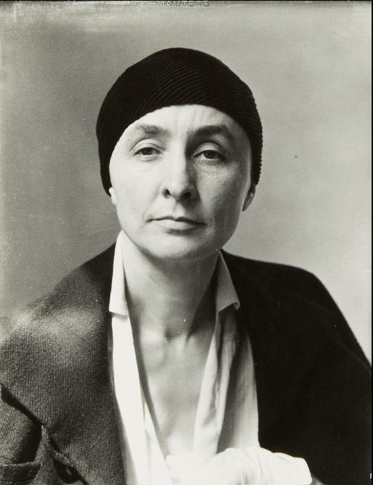 Georgia O'Keeffe's style