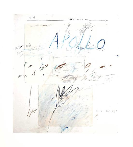 Apollo and the Artist