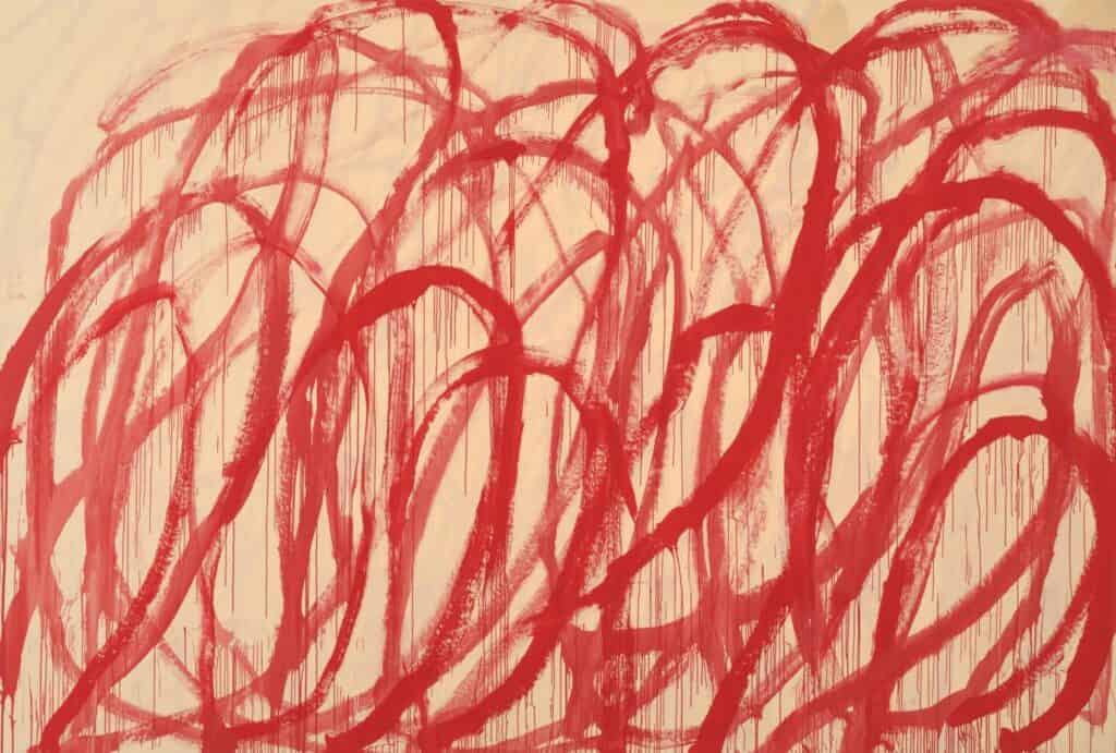 Twombly art