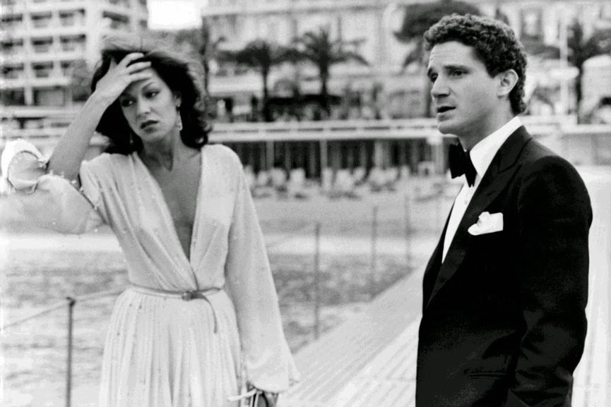 Manuela Papatakis and Philip Niarchos arriving by sea to the Cannes film fest. Art Collections