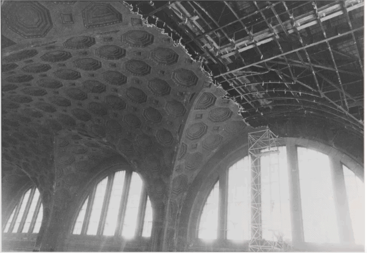 lost architecture nyc