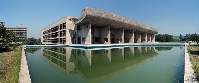 Palace of Assembly, Chandigarh