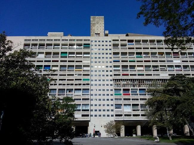 Unité d'Habitation, Marseilles