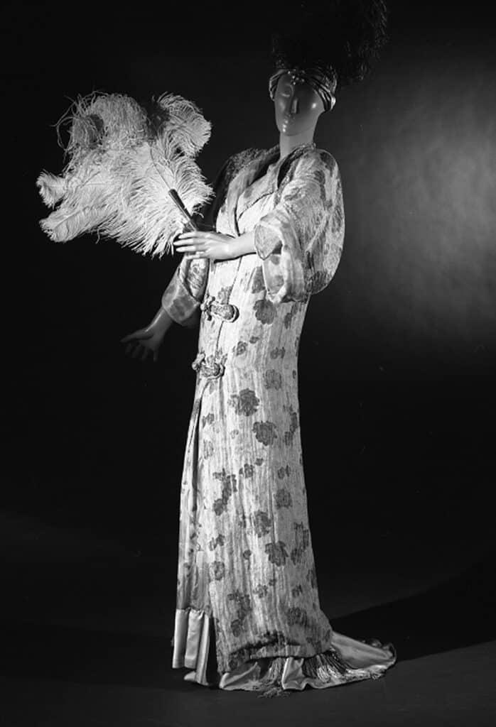 Evening coat by Paul Poiret, c.1912