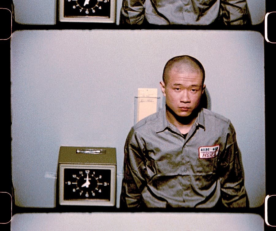 Tehching Hsieh, One Year Performance 1980-1981, New York. © Tehching Hsieh. Courtesy the artist and Sean Kelly, New York.