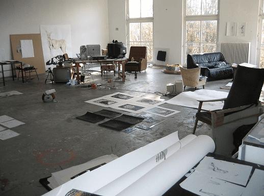 De Ateliers residency