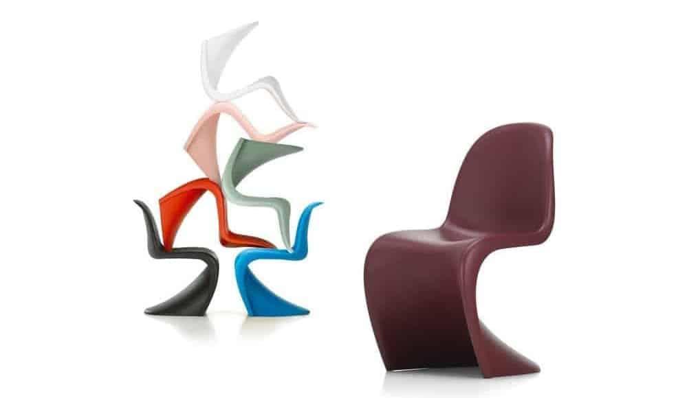Verner Panton's Panton Chair