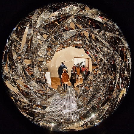 Olafur Eliasson, Your spiral view, Access for disabled artists