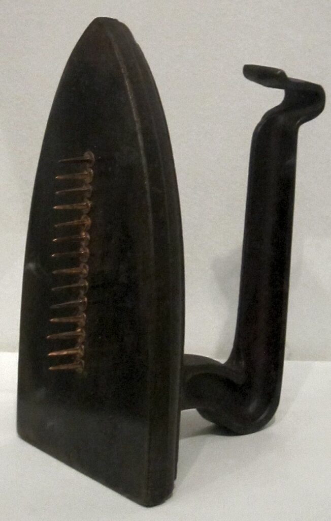 Man Ray The Gift