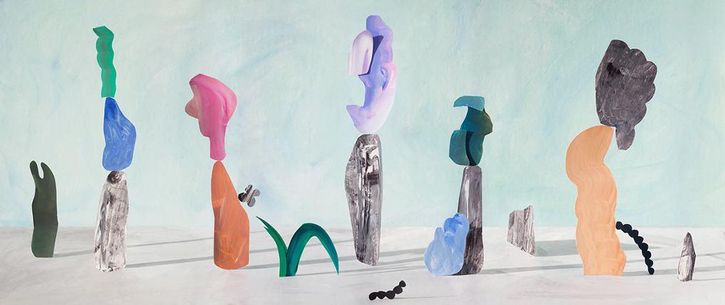 Ina Jang, a whim, 2018. Archival pigment print. Jason Shin, Seoul. Korean artists