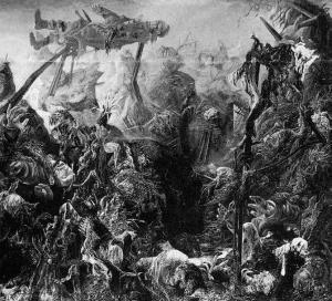 Otto Dix. Gallery of Lost Art