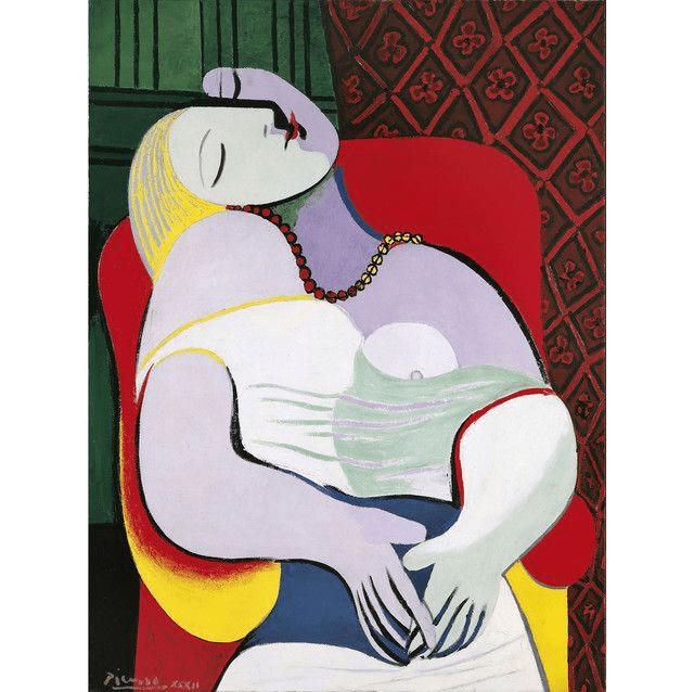Picasso The Dream