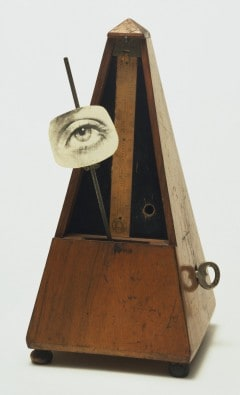 Man Ray, Objet à détruire, 1923