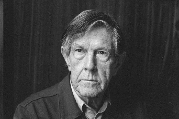John Cage in June 1988. Photo by Rob Bogaerts. Photo collection Anefo. National Archive, The Hague
